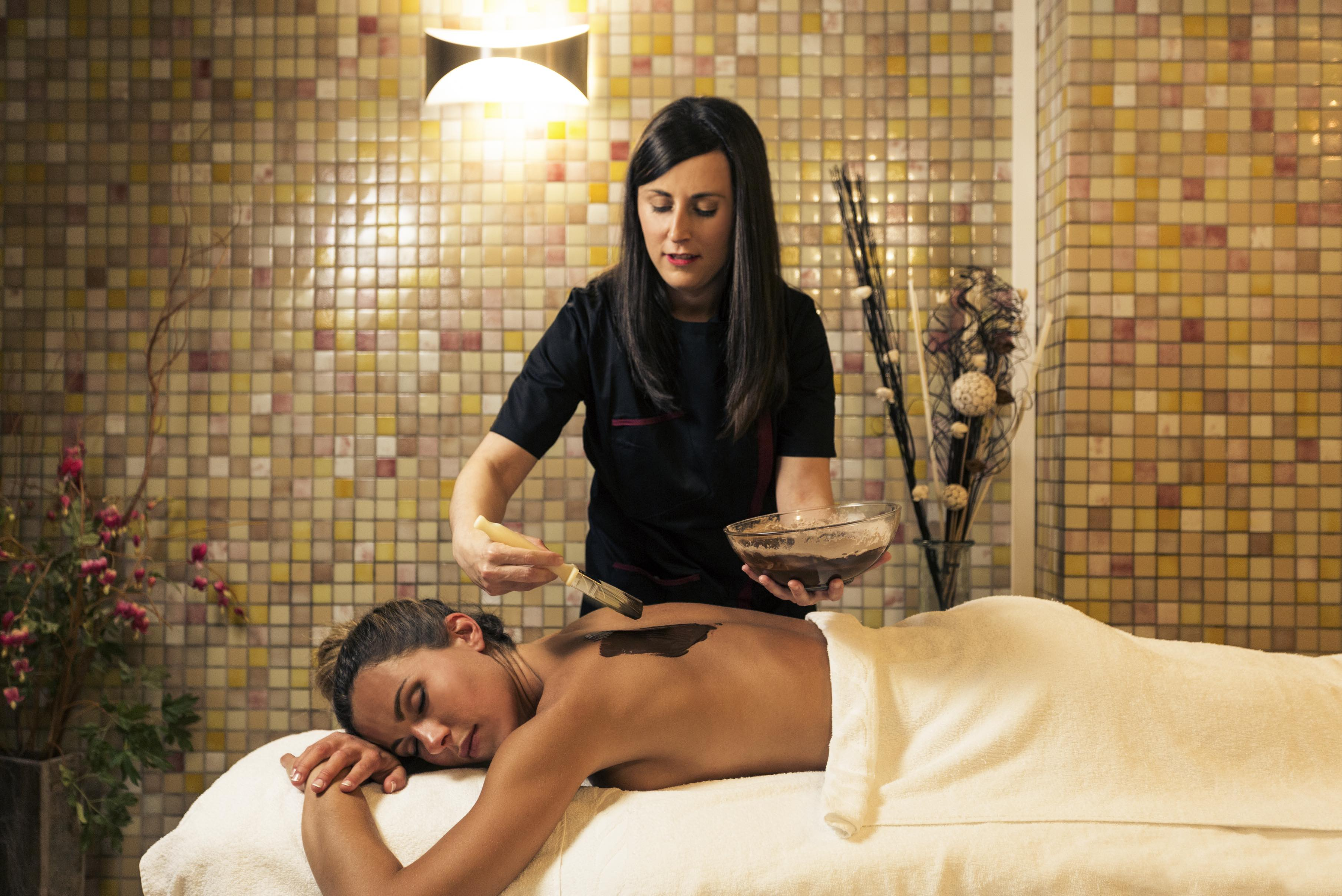 Spa treatment - a wide choice to select from